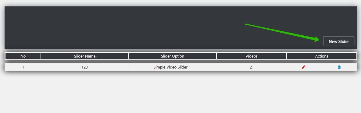 слайдер видео плагин
