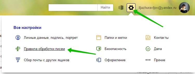 чёрный список Яндекс