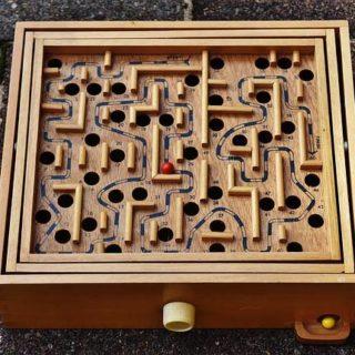 Изометрическая головоломка