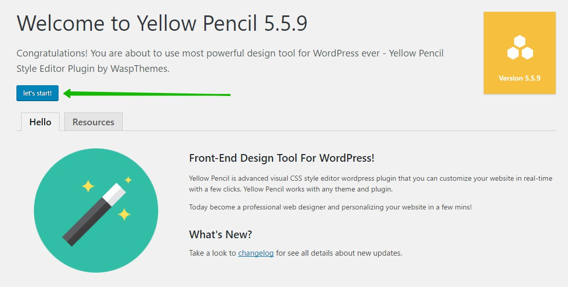 Welcome to Yellow Pencil