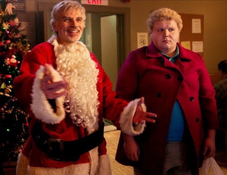 Рекомендую смотреть фильм Плохой Санта 2