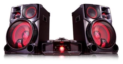 Музыкальная система Midi LG CM9960