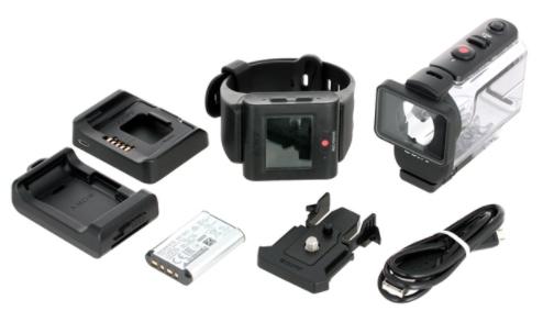 Видео камера экшн Sony FDR-X3000R/W