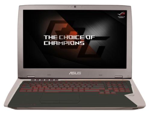Ноутбук игровой ASUS ROG