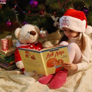 новый год стихи для малышей