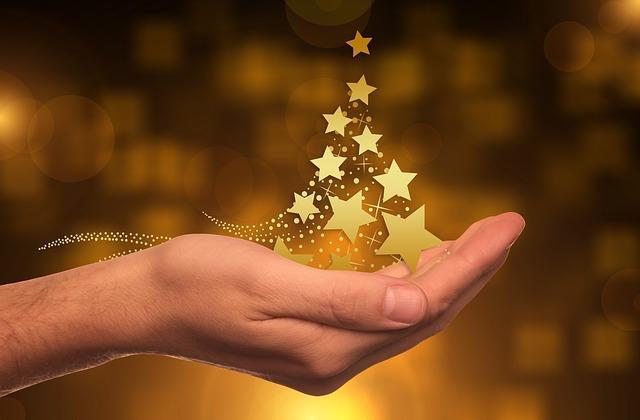 волшебство рождество