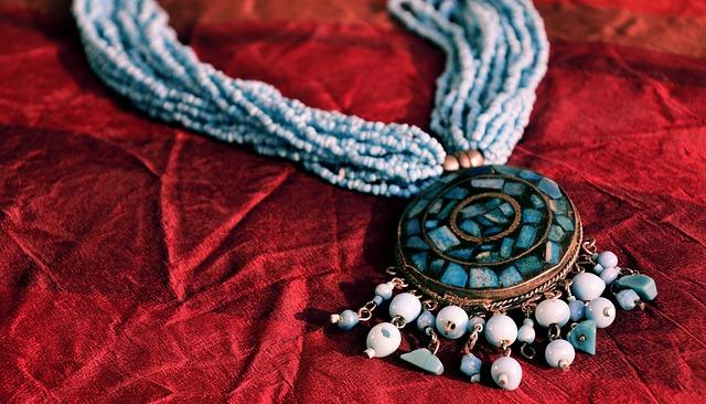 амулет ожерелье браслет