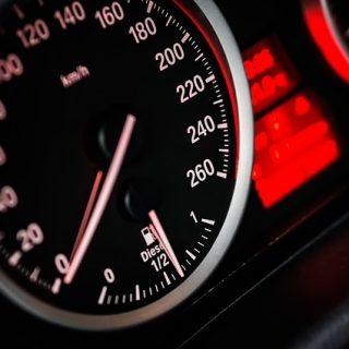 спидометр скорость