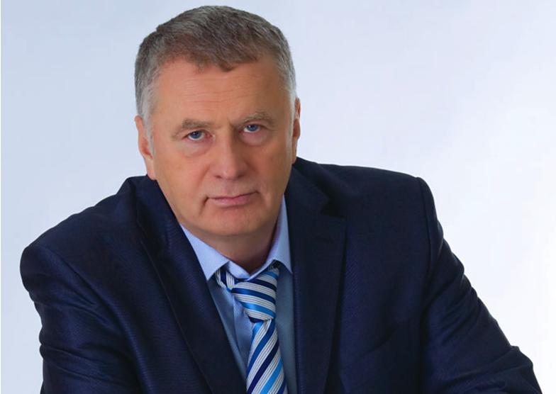 Жириновский Владимир Вольфович кандидат в президенты России 2018