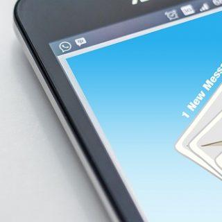 mail почта смартфон приложение андроид