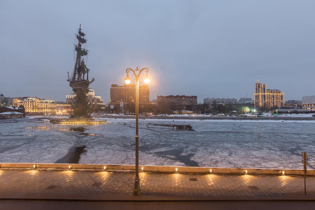 Москва отель Винтерфелл на Кропоткинской