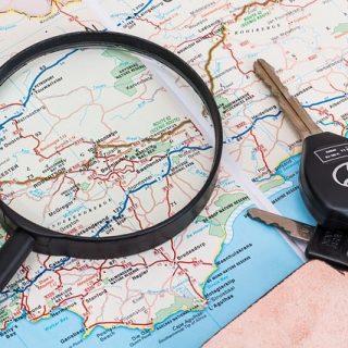 карта навигатор авто ключи лупа