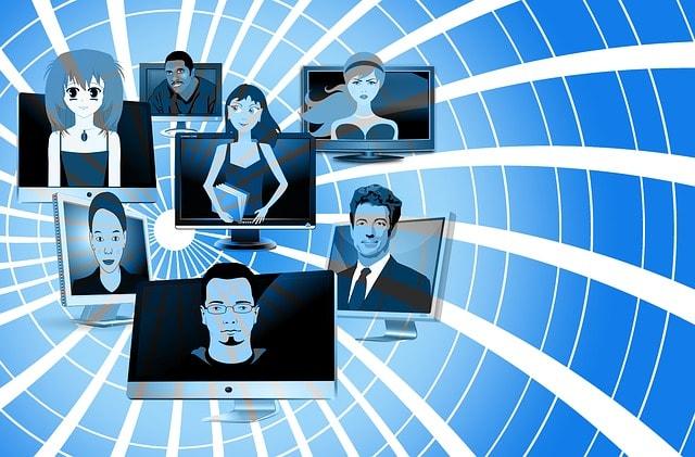 люди беседа онлайн соцсеть