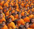 группа монахи буддизм