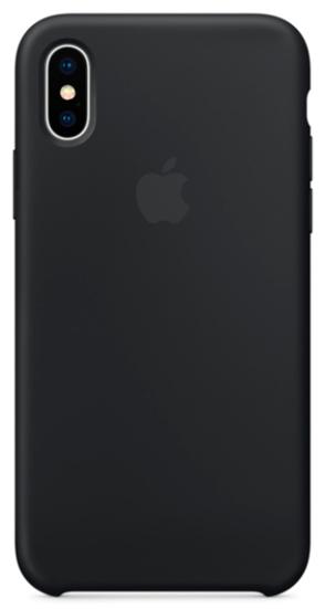 оригинальный силиконовый чехол на айфон 10