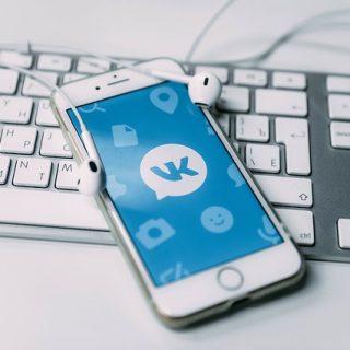 смартфон приложение вк социальная сеть вконтакте