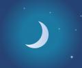 погода луна