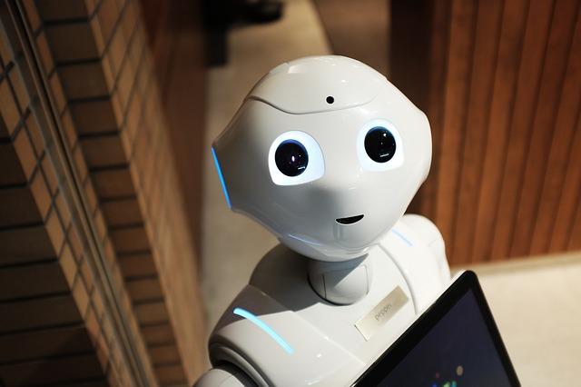 робот бот приложение