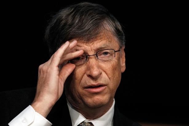 Билл Гейтс 2016-2017