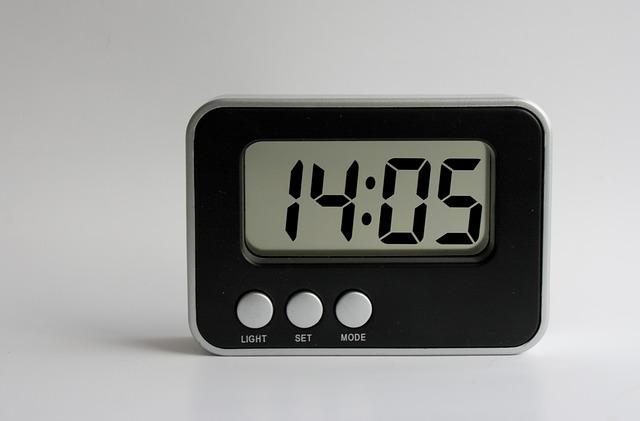 дата и время Windows 10