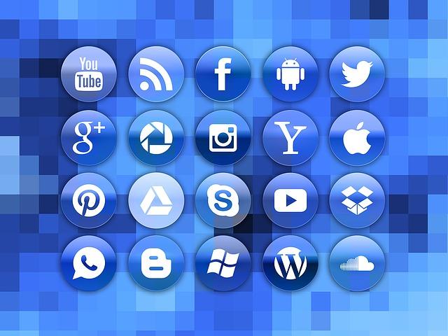 кнопки соцсетей wordpress
