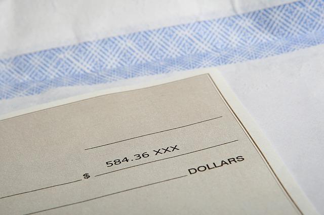 оплата чеками