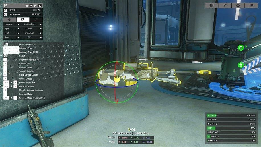 кузница Halo 5 forge
