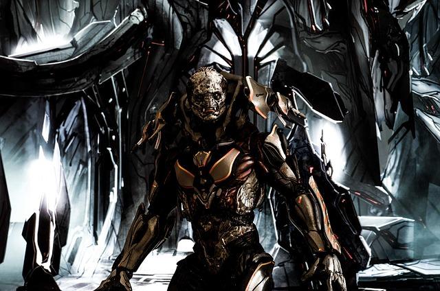 Комплект кузница Halo 5 forge