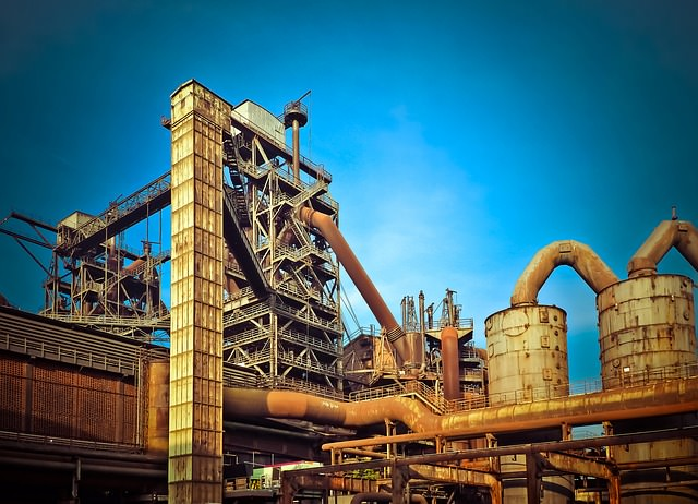 Промышленность, топливно-энергетический комплекс 2017
