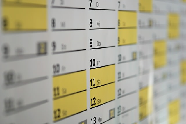формат даты времени Wordpress