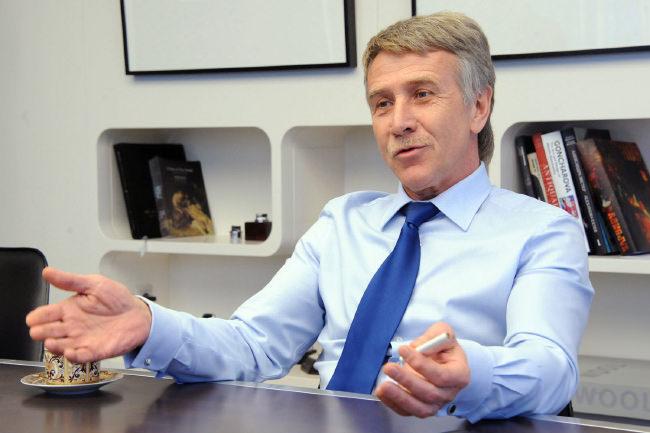 Леонид Михельсон