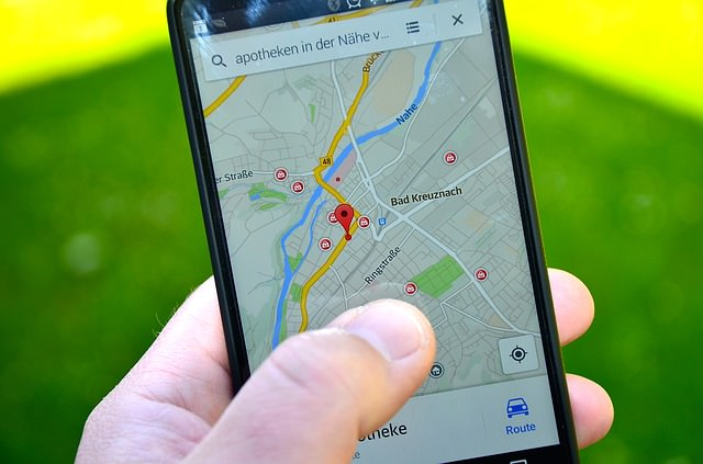 поиск по карте locator плагин Wordpress