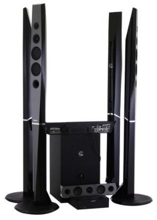 Домашний кинотеатрс напольной акустикой Sony 4K BDVN9200W