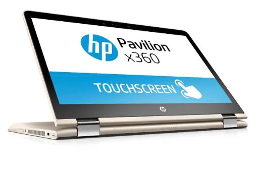 Ноутбук-трансформер HP Pavilion x360 Convertible