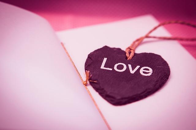 любовь сердце