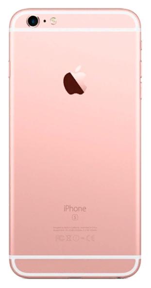 Айфон 6 S розовый фото