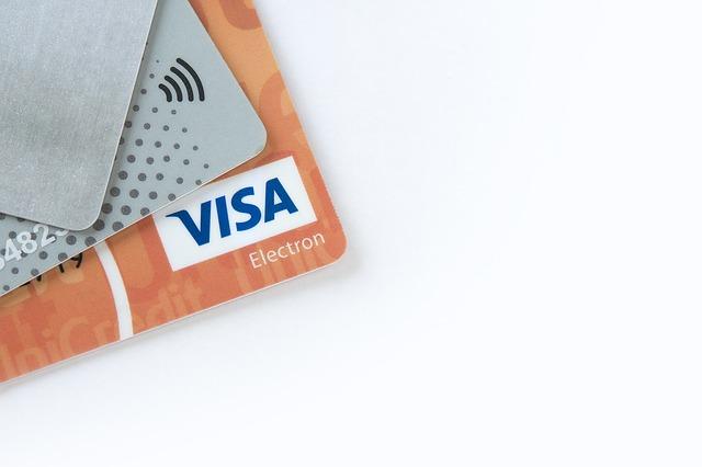 карта банк visa