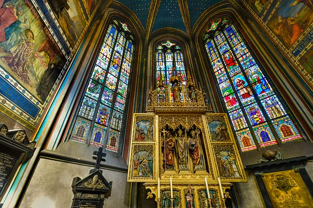 Прага Собор Святого Вита