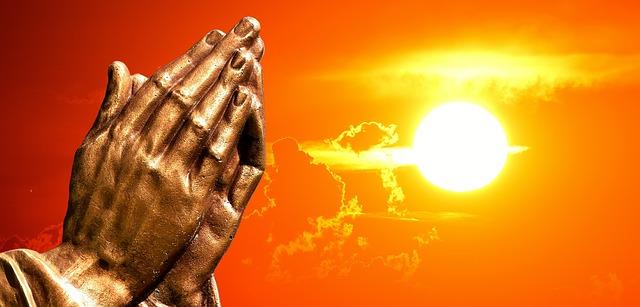 молитва господь бог
