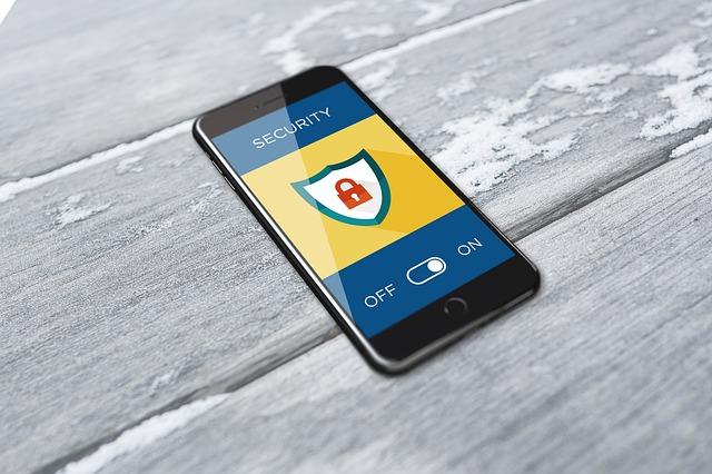 блокировка безопасность смартфон приложение