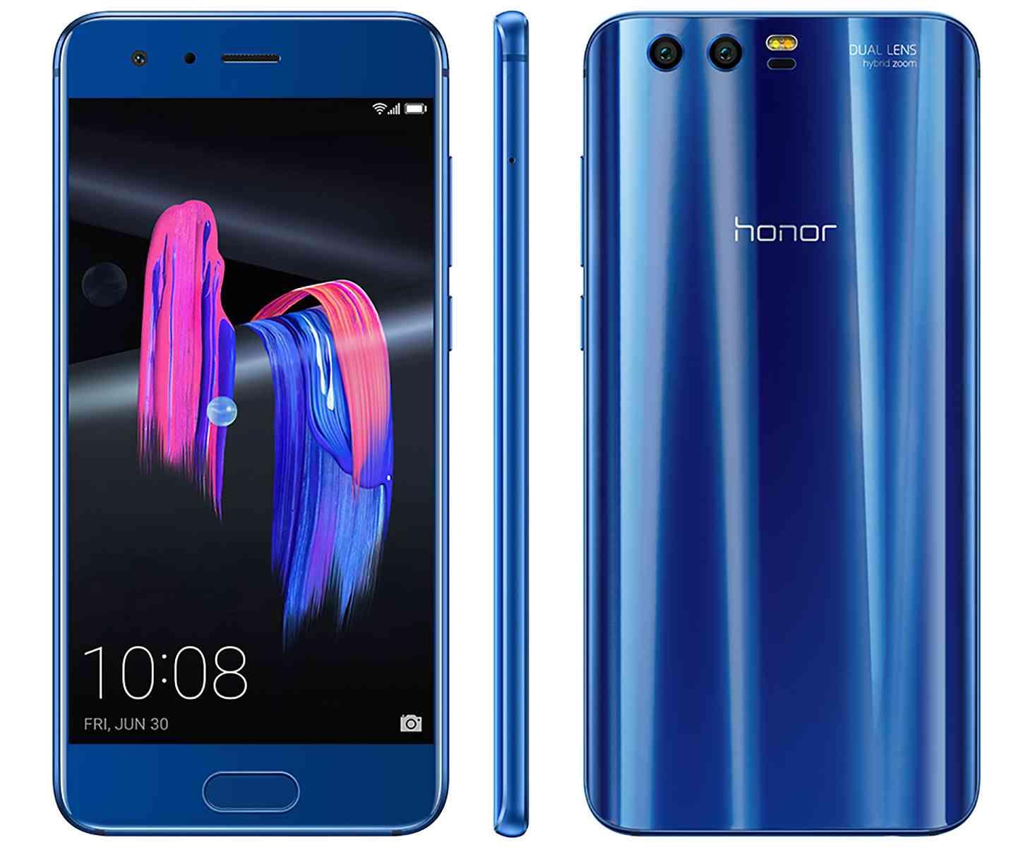 смартфон honor 9 обзор фото