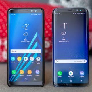 Samsung A530 Galaxy A8 (2018 Edition)