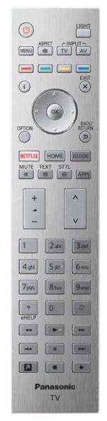 Телевизор Panasonic TX пульт