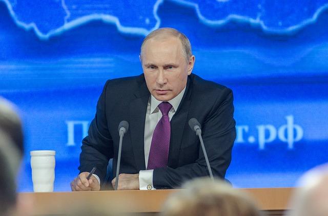 Владимир Путин выборы президента России 2018