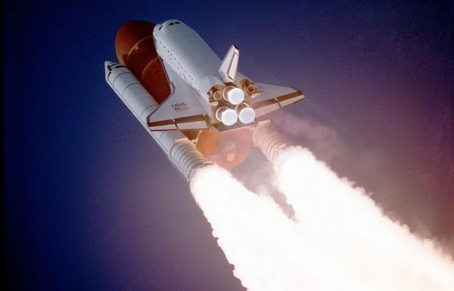 ракета взлёт поднять продвижение
