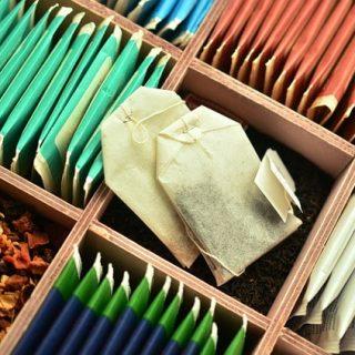 чай пакетики сортировка