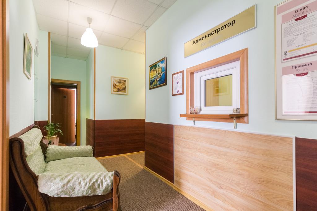 Аскет Отель на Комсомольской Москва