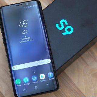 Samsung Galaxy S9 фото