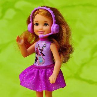 Алиса кукла девочка игрушка микрофон