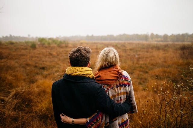 пара знакомства любовь отношения